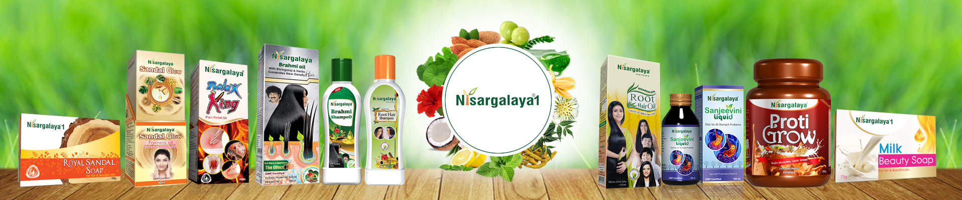 Why Nisargalaya Products –  Understand More..